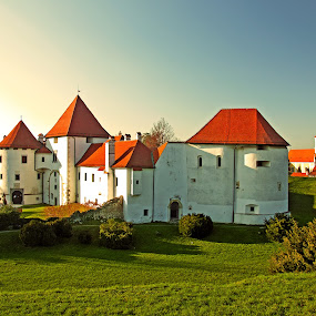 Erdödy by Luana Racan - Buildings & Architecture Public & Historical ( castle family erdödy varaždin croatia )