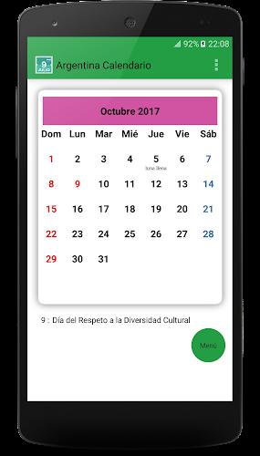 Calendario 2017 Argentina.Argentina Calendario 2019 Apk Apkpure Ai
