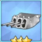203mm三連装砲改T2