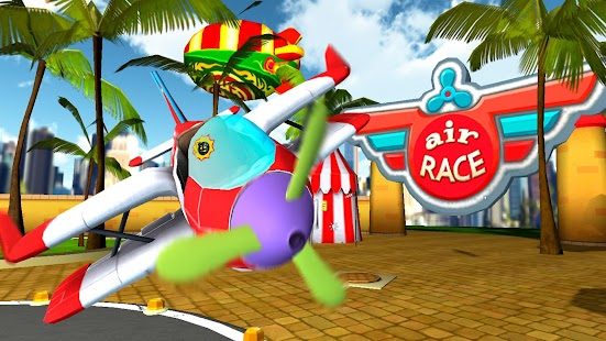 VR Air Race Screenshot