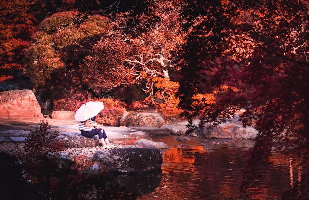 Indian summer in Giappone di Laura Benvenuti