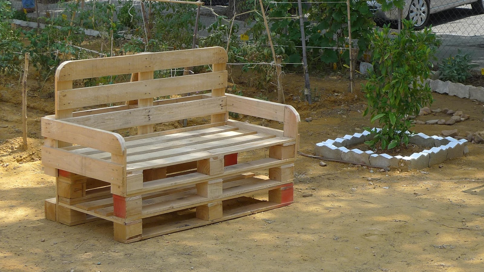 Furniture with pallets android apps on google play for Bricolaje muebles