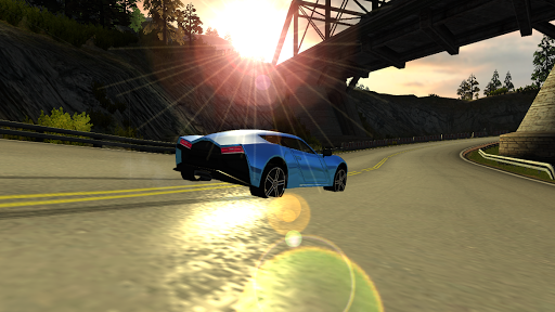 Racing Viber Car 3D