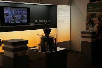 Photo: A matcha machine
