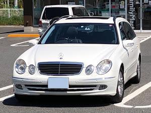 Eクラス ステーションワゴン W211のカスタム事例画像 とよでぃーさんの2020年07月09日21:50の投稿