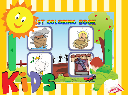 LDS Christ Coloring Book Free