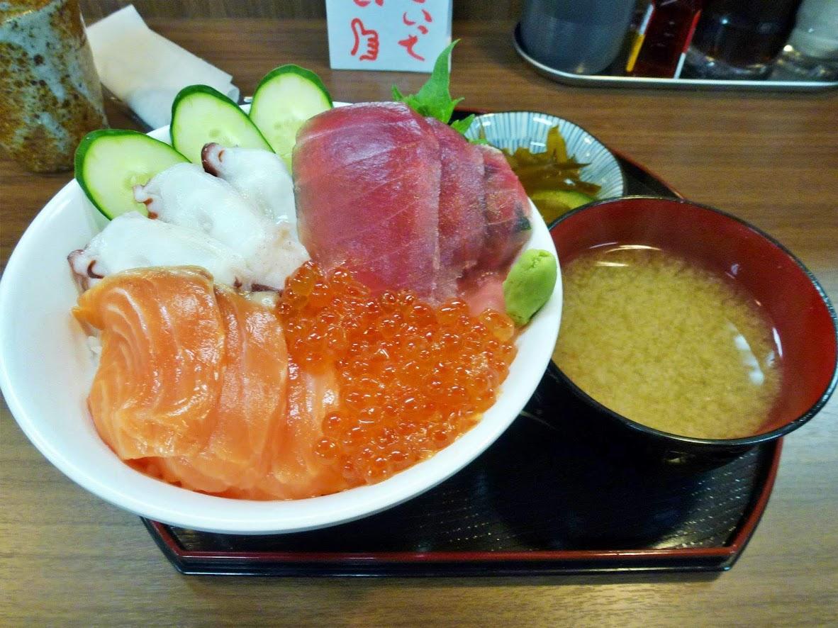 「南三陸キラキラ丼」by 豊楽食堂さん