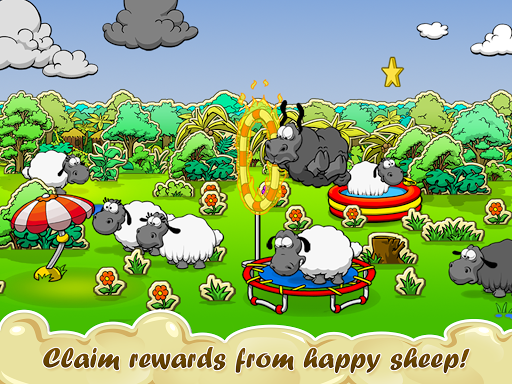 Clouds & Sheep screenshot 2