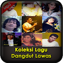 Koleksi Lagu Dangdut Lawas Offline icon