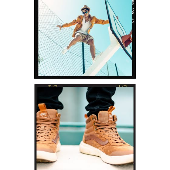 Backboard Frame - Instagram Post Template