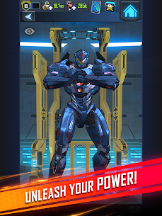 Pacific Rim Breach Wars – Robot Puzzle Action RPG MOD 1.4.1 (Instant Win) Apk 10