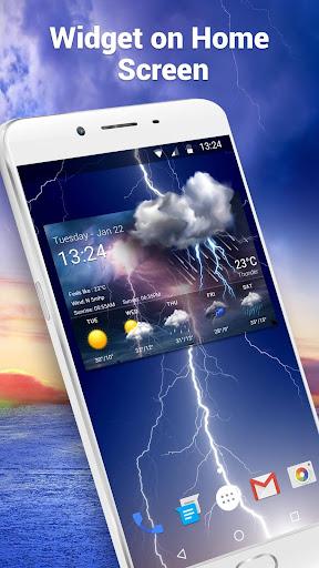 Weather Forecast & Precipitation 16.6.0.6243_50109 screenshots 1