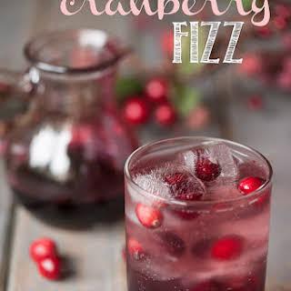 Cranberry Fizz.