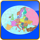 Europe Map Puzzle Free