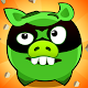 Fire Piggy -- hit the bad pig with bullet & rocket (game)