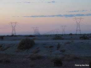 Photo: (Year 3) Day 36 - Pylons Like Soldiers