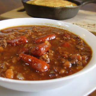 Venison, Pork, and Beans Recipe