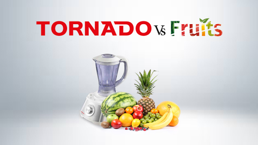 TORNADOVsFruits