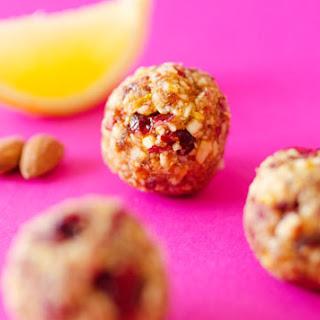 Cranberry Breakfast Bites Recipe