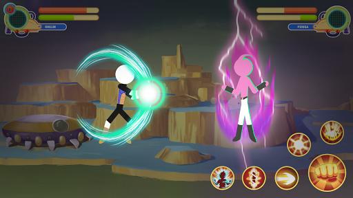 Stick Warrior: Legend Fight Screenshot