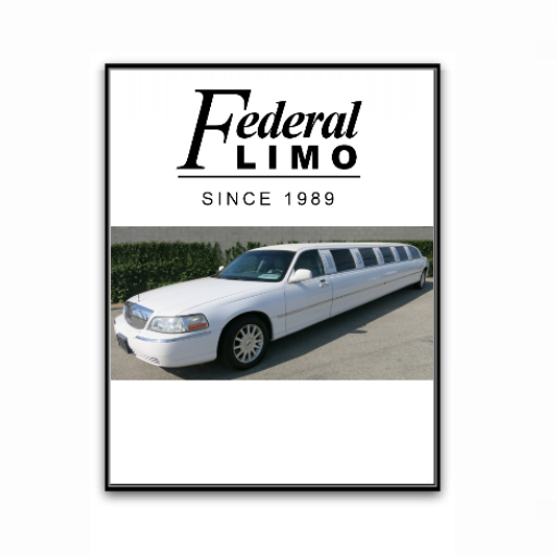 ​​​​Federal Limo 交通運輸 LOGO-玩APPs