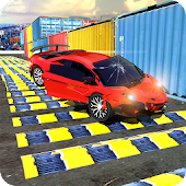 Crash Car Engine Beam Damage Sim – Speed Bumps