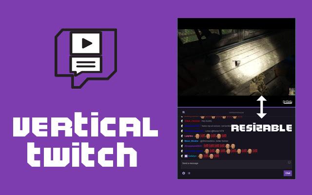 Vertical Twitch