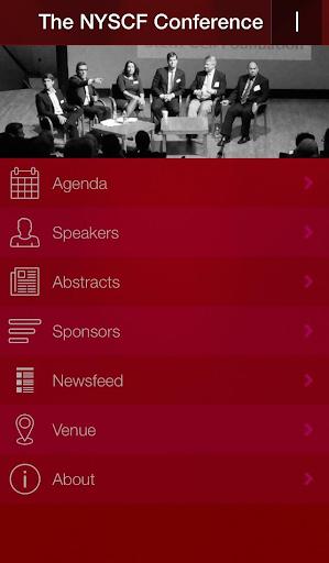 玩免費遊戲APP|下載The NYSCF Conference app不用錢|硬是要APP