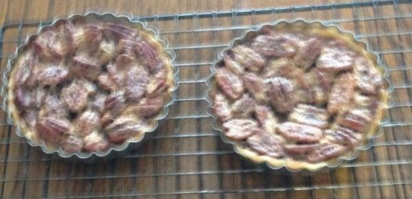 Pecan Pie For Two Recipe