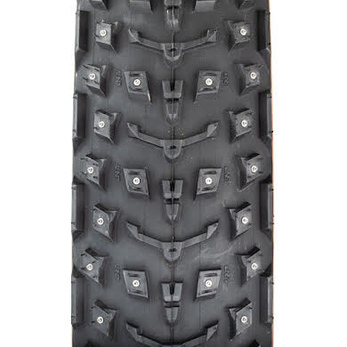 45NRTH Dillinger 5 Tire - 26 x 4.6, Tan, 60tpi, Studded alternate image 0