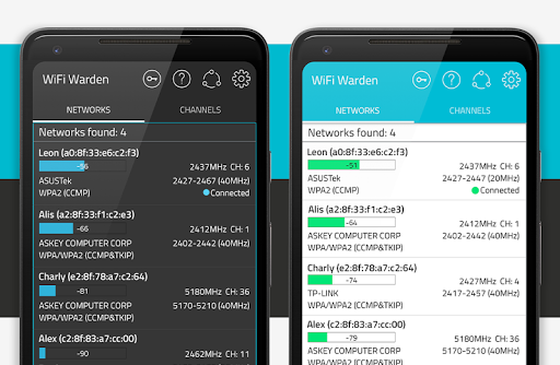 WiFi Warden 2.4.2 screenshots 1