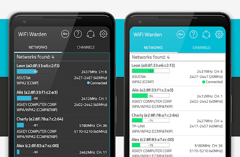 App WiFi Warden APK for Windows Phone