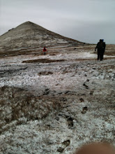 Photo: Mike Moroney's A walk to Galtymore, Sunday January 26th, 2014. 2 of 4