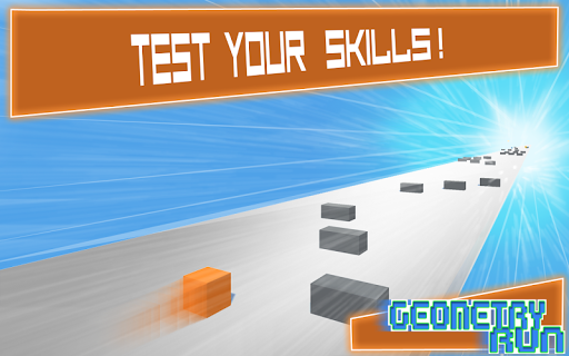 Geometry Run - Cube Rush 1.0.1 screenshots 1