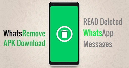 WhatsRemoved app 2020 -View Deleted Whats messages screenshot 2