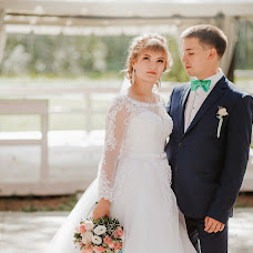 Wedding photographer Alla Mikityuk (allawed). Photo of 20.09.2018