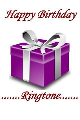 Γενέθλια Ringtone - στιγμιότυπο οθόνης
