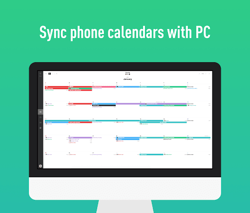 TimeTree - Free Shared Calendar for PC