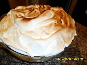 Old Fashion Banana Pudding