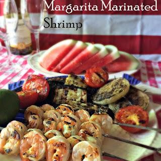 Margarita Marinated Shrimp