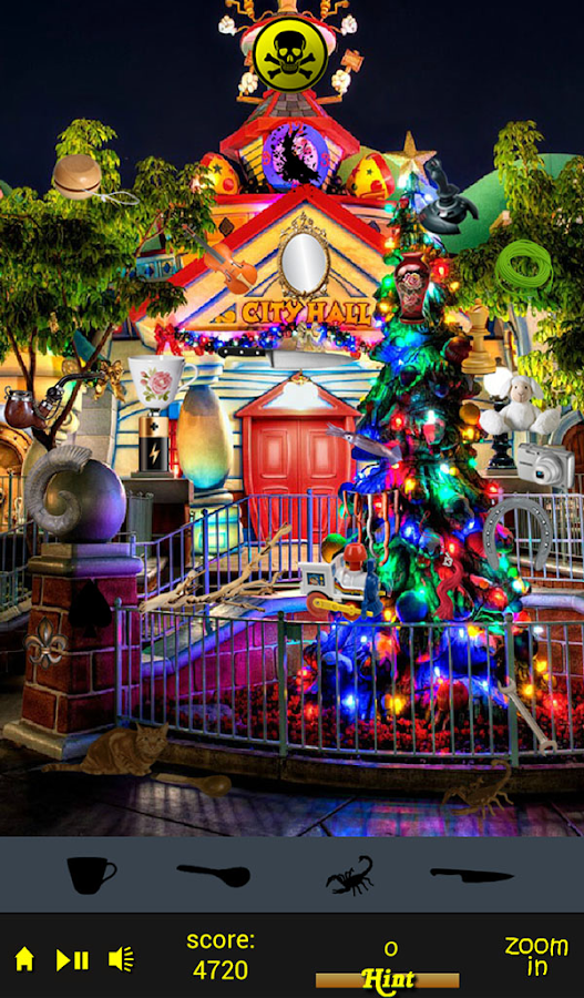 Hidden Object Wishes On Xmas- screenshot