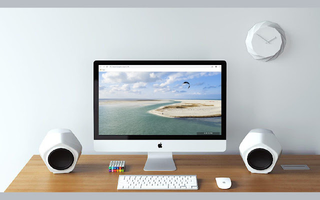 Djerba New Tab & Wallpapers Collection