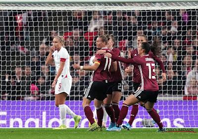 Waanzin: 77.768 toeschouwers zien Duitse vrouwenploeg winnen op Wembley