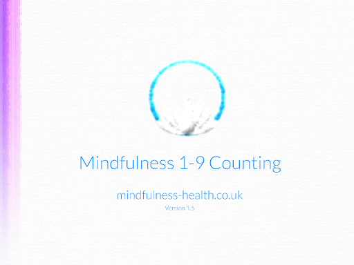 Mindfulness 1- 9 Counting App