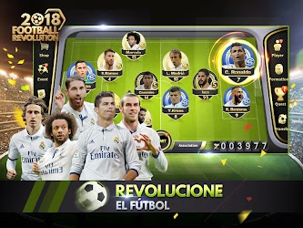 Football Revolution 2018 APK 6