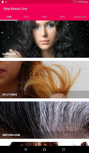 Daily Beauty Care - Skin, Hair, Face, Eyes 2.0.5 screenshots 9