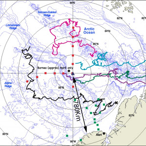 Exweb interview with Thomas Ulrich: North Pole to Canada