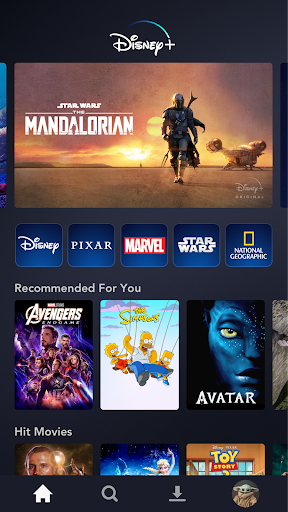 Disney+ screenshot 5