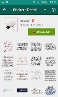Islamic Stickers App for PC-Windows 7,8,10 and Mac apk screenshot 7