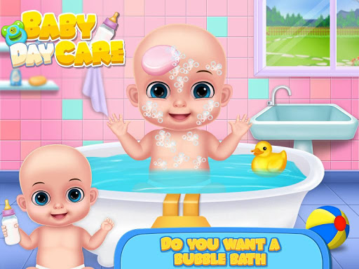 Babysitter Daycare Games & Baby Care and Dress Up screenshot 8